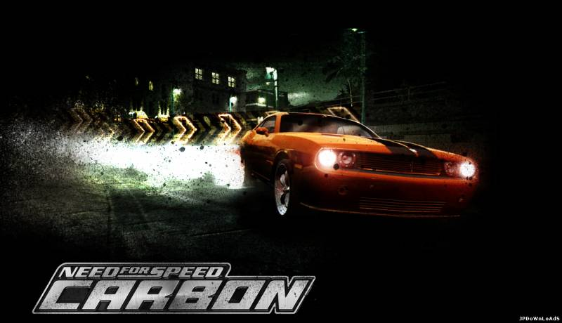 The crack of nfs carbon. PD: tambien trae el kaygen de istalacion/size/col